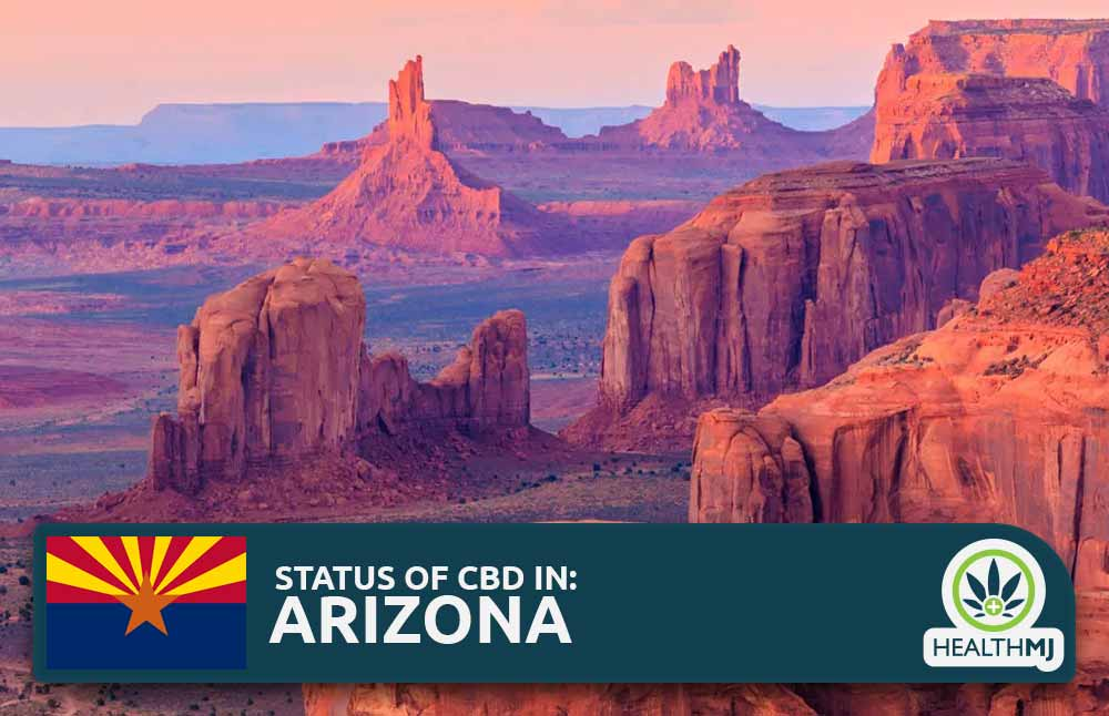 CBD Oil Legality in Arizona