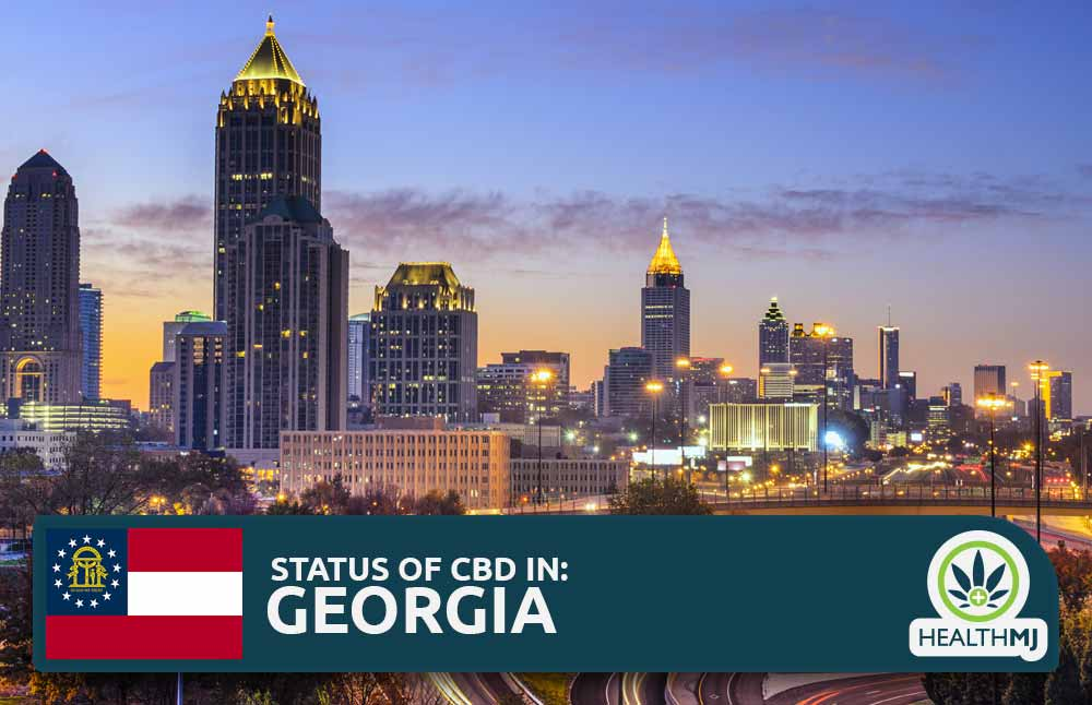 CBD Oil Legality in Georgia