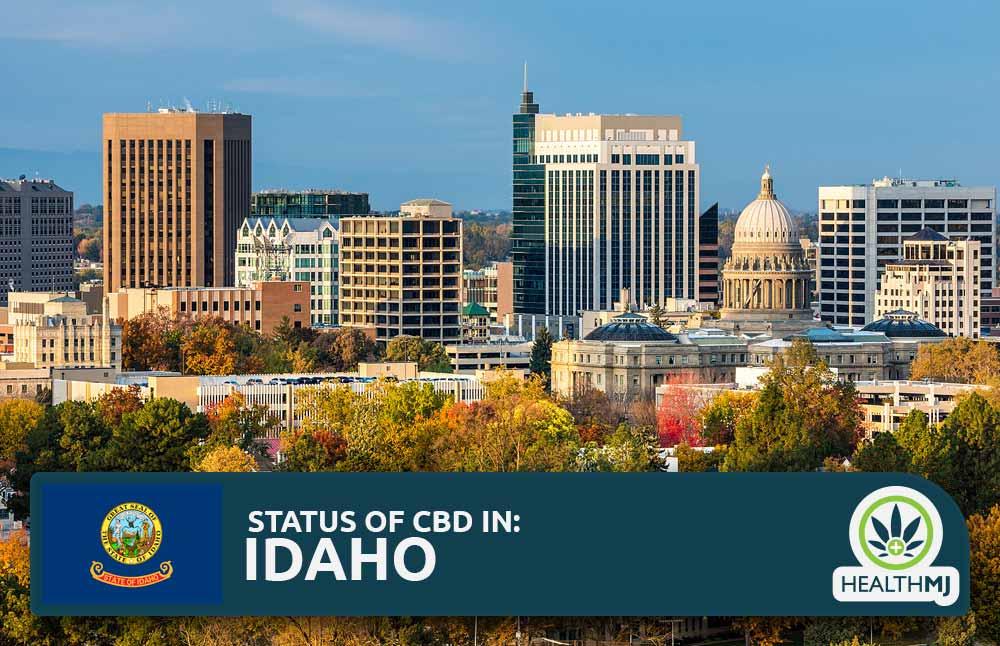 CBD Oil Legality in Idaho