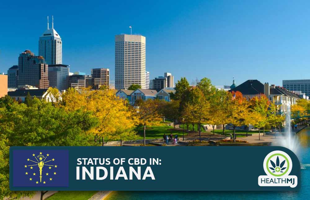 CBD Oil Legality in Indiana