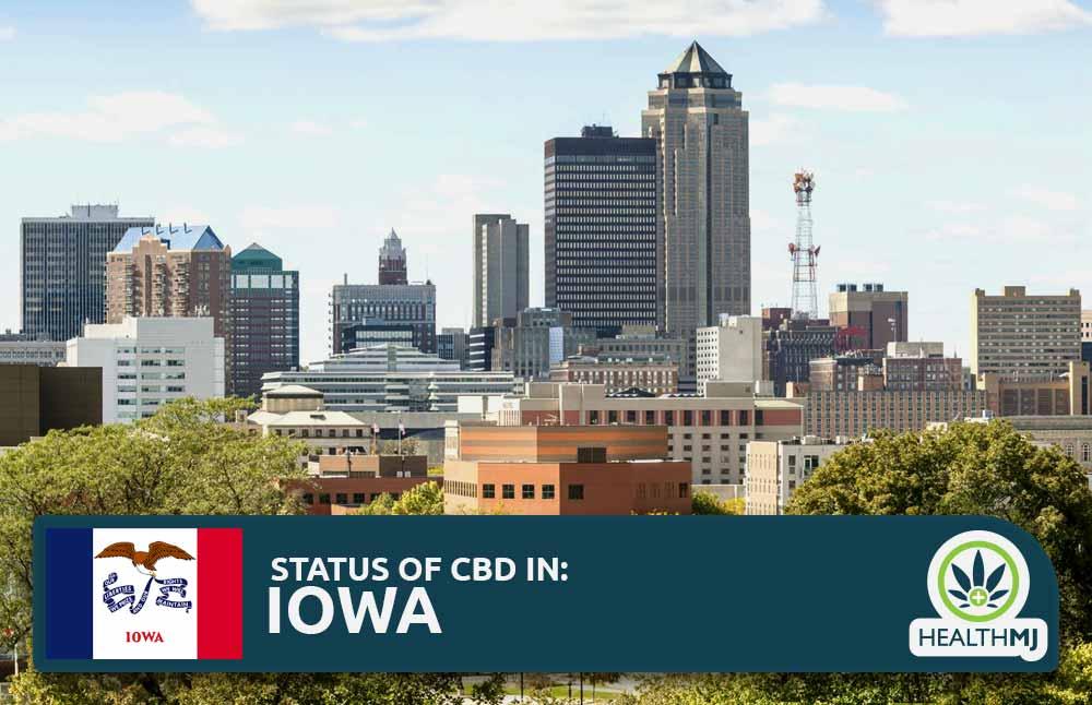 CBD Oil Legality in Iowa