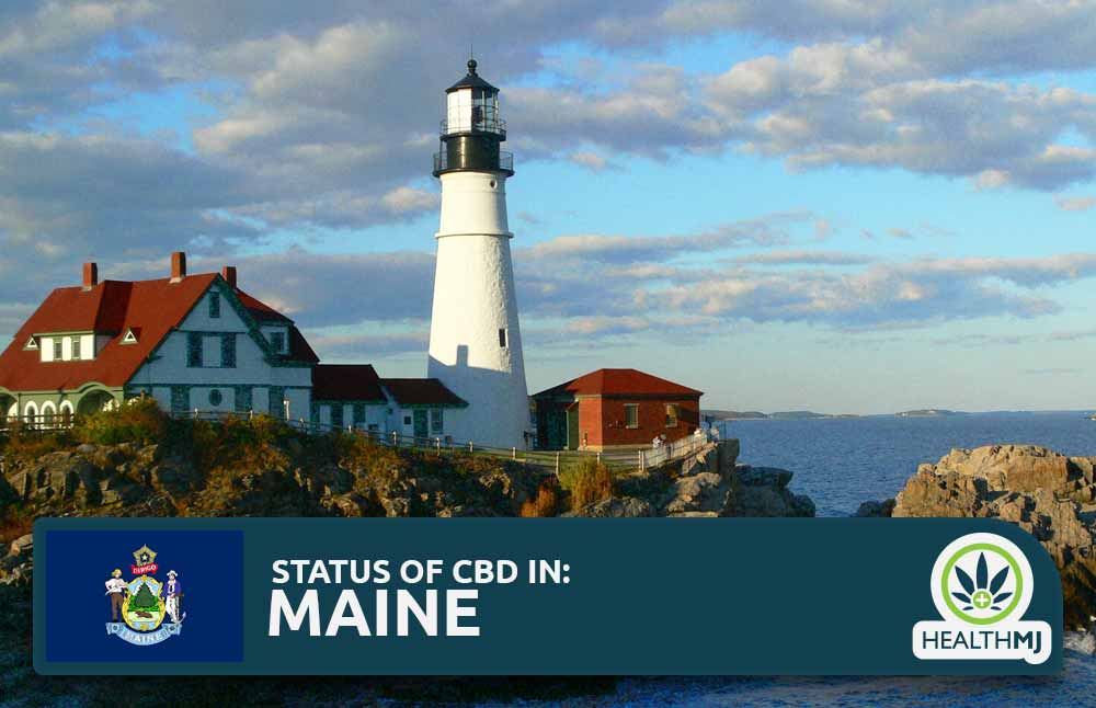 CBD Oil Legality in Maine