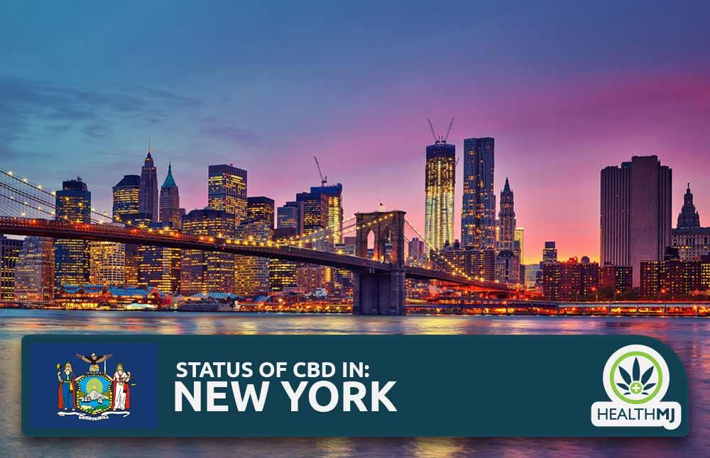 CBD Oil Legality in New York