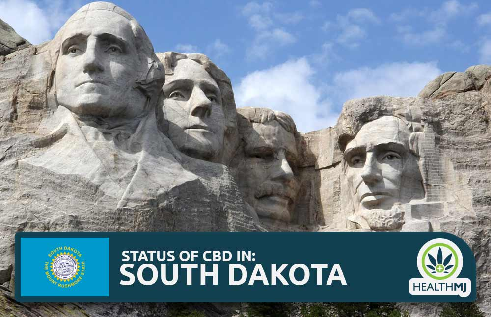 South Dakota CBD Legal Guide: Cannabidiol State Regulations and Laws for SD, US