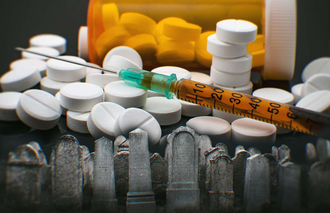 Painkillers kill infinitely more people than cannabis