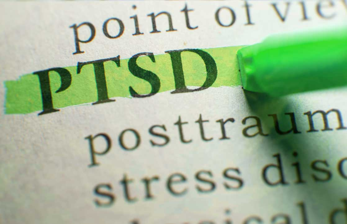 Sexual Assault And PTSD: Marijuana May Help