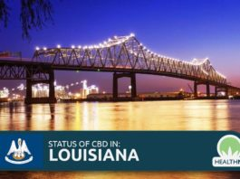 Louisiana CBD Laws: 2019 Legal Hemp Regulations in LA, US