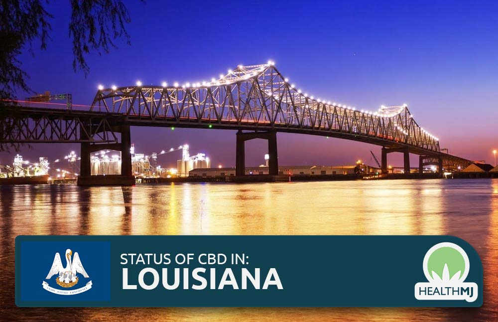 Louisiana CBD Laws: 2019 Legal Hemp Regulations in LA, US