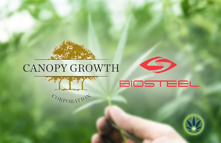Canopy Growth Ventures into CBD Sports Nutrition with BioSteel Partnership