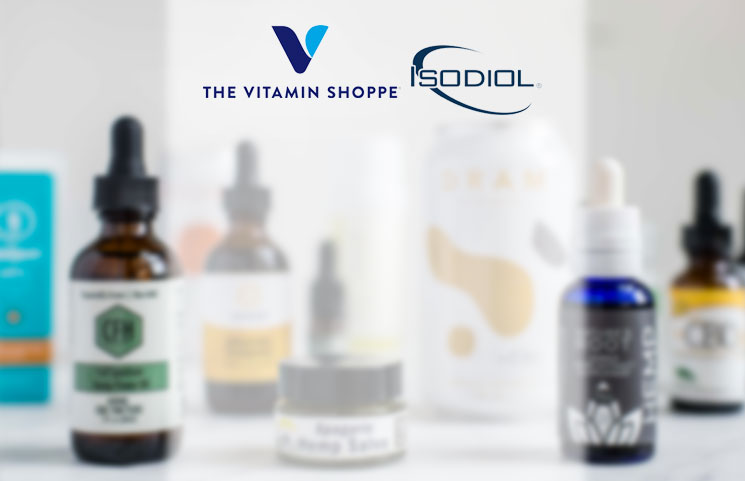 """Major CBD Company Partners with The Vitamin Shoppe for Retail Products"""