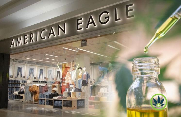 american eagle mood cbd line