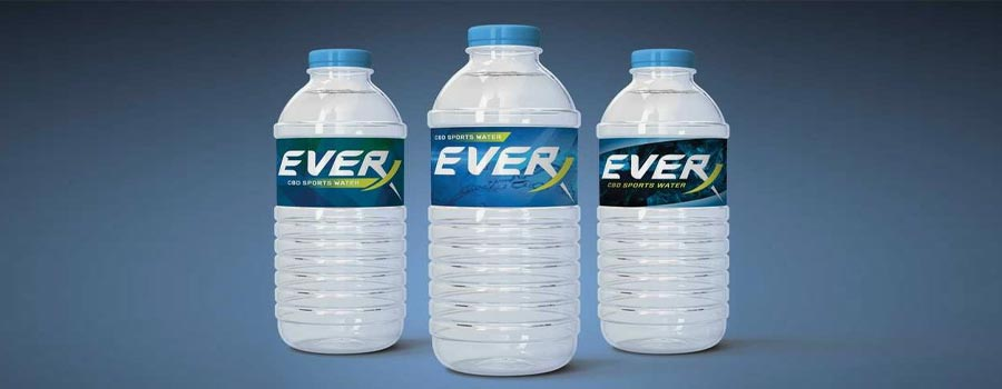 EVERx CBD Infused Sports Water