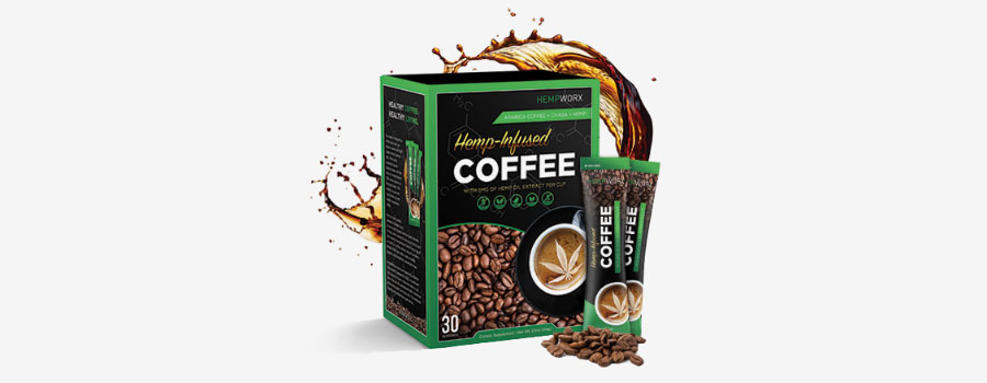 HempWorx Hemp-Infused Coffee