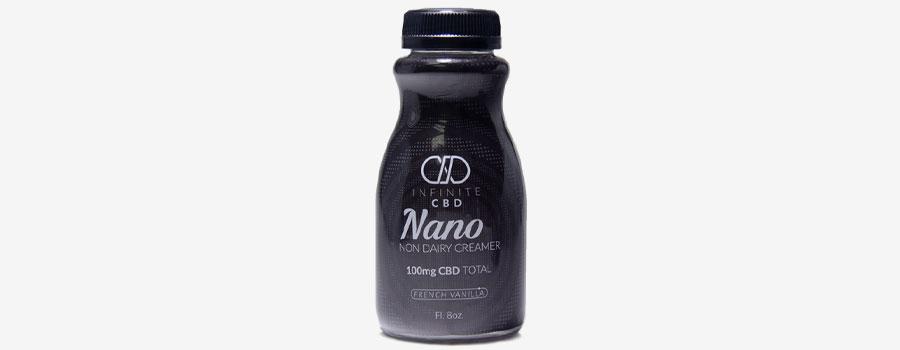 Infinite NANO CBD Creamer