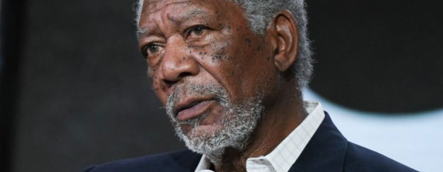 Morgan Freeman CBD