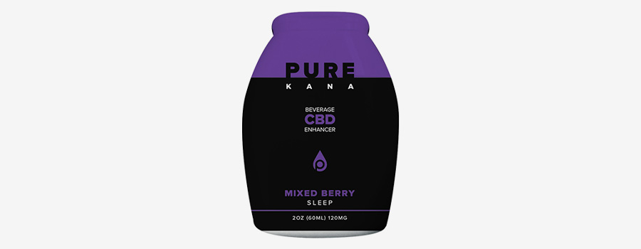 Pure Kana Mixed Berry (Sleep) CBD Beverage Enhancer