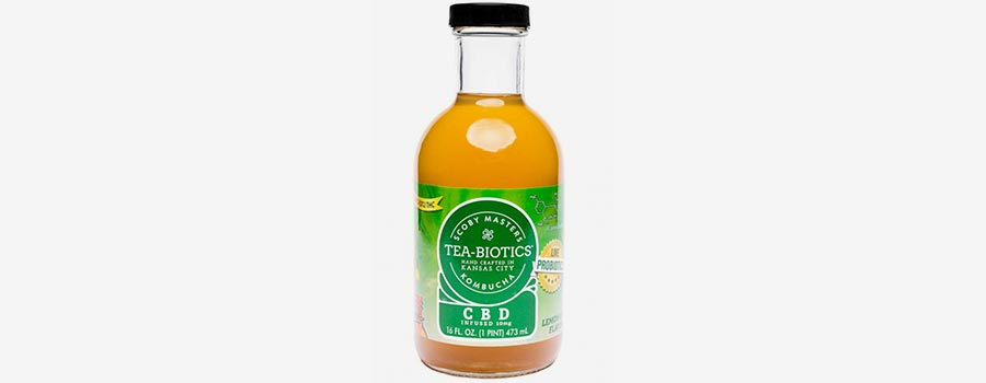Tea-biotics Lemon Lime