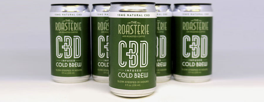 The Roasterie CBD Coffee