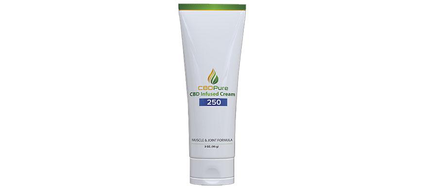 cbd pure pain relief cream