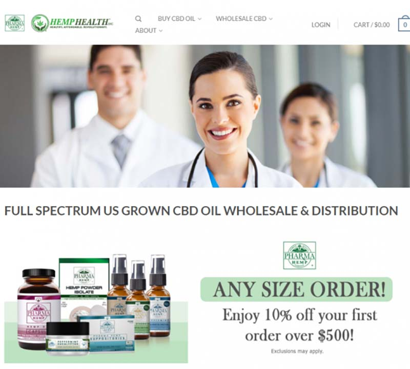 CBD For Health Wholesale
